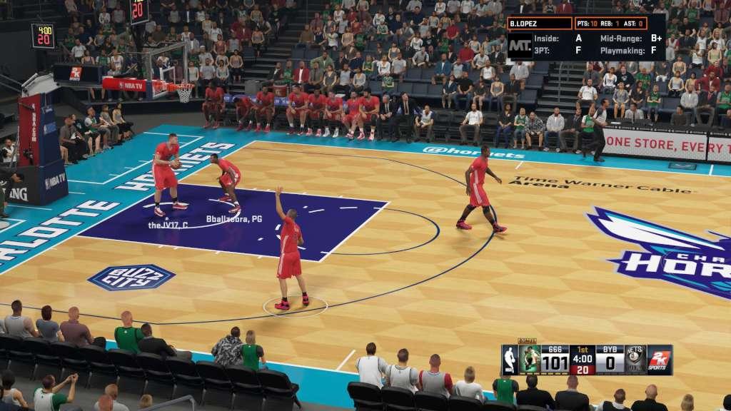 NBA 2k17: will it be an eSport? - NBA 2K17 Game